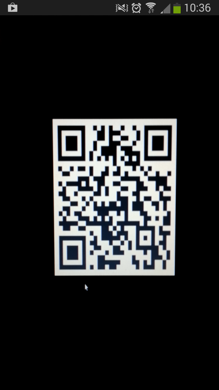 Lector QR - Android