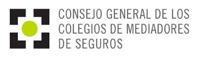 Logo del Consejo General de Mediadores de Seguros, uno de los proyectos destacados de App&Web