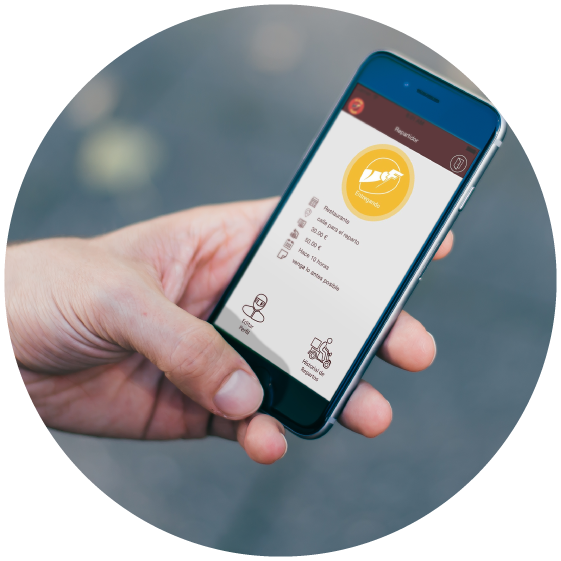 Desarrollo a medida aplicación móvil de Flashfood
