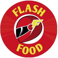Logo de Flashfood, uno de los proyectos destacados de App&Web