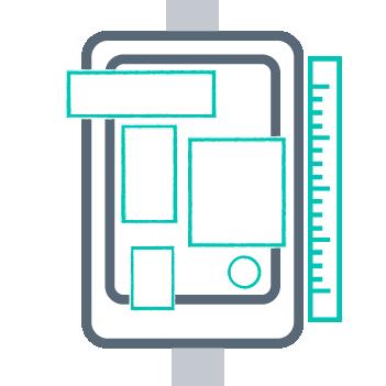Dibujamos la idea del desarrollo de apps a medida