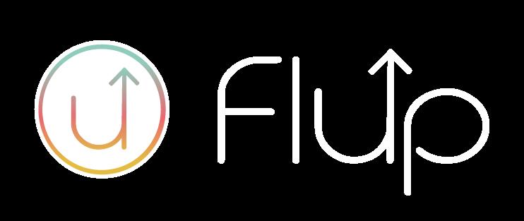 Logo de la app nativa android e ios Flup