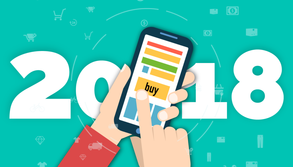 Tendencias del e-commerce 2018