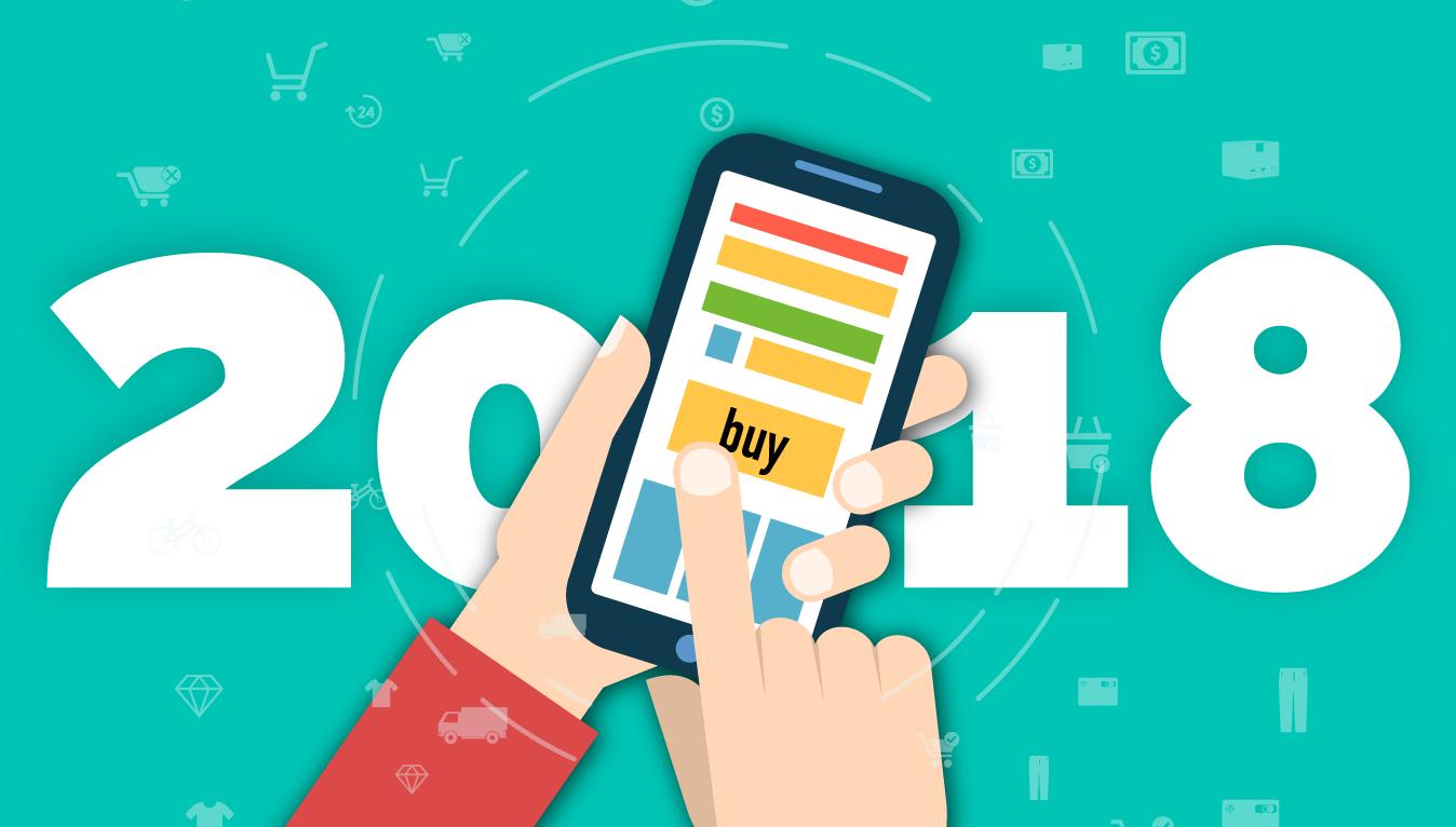 Tendencias del e-commerce 2018