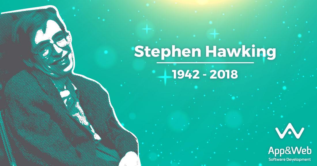 Stephen Hawking 1942 - 2018