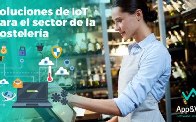 Soluciones de IoT en el sector de hostelería