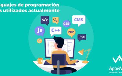 Los 7 lenguajes de programación más utilizados actualmente