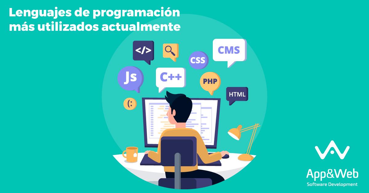 Los 10 lenguajes de programación más utilizados actualmente