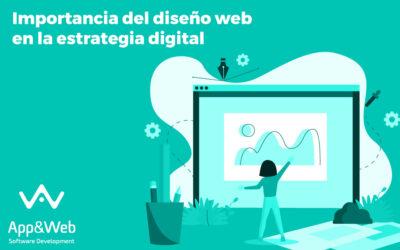 Importancia del diseño web en la estrategia digital