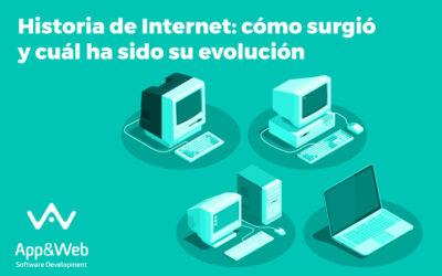 Historia de Internet: cómo surgió y cuál ha sido su evolución