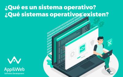 ¿Qué es un sistema operativo y cuáles son los más comunes?