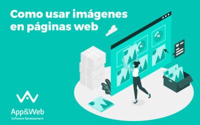 Consejos para el uso de imágenes en páginas web