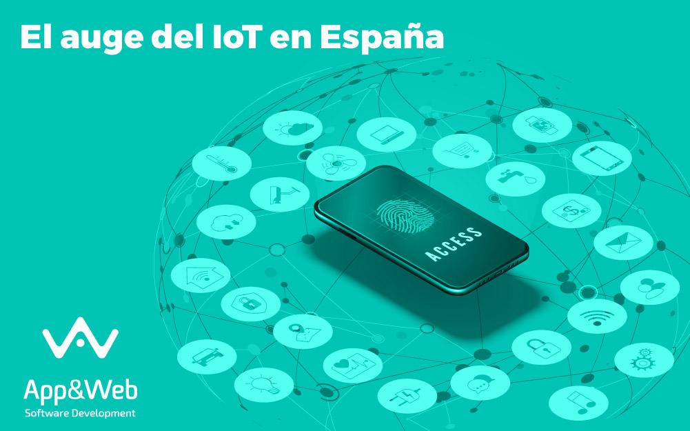 El auge del IoT en España