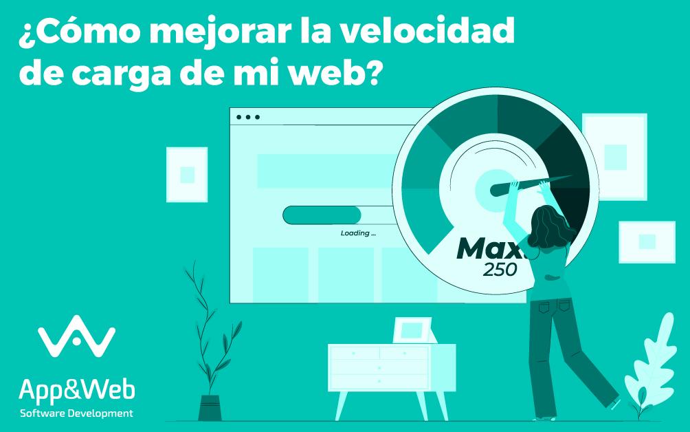 Cómo mejorar la velocidad de carga de mi web