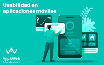 ¿Qué es la usabilidad en aplicaciones móviles?