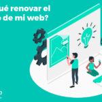 Por qué renovar el diseño de mi web
